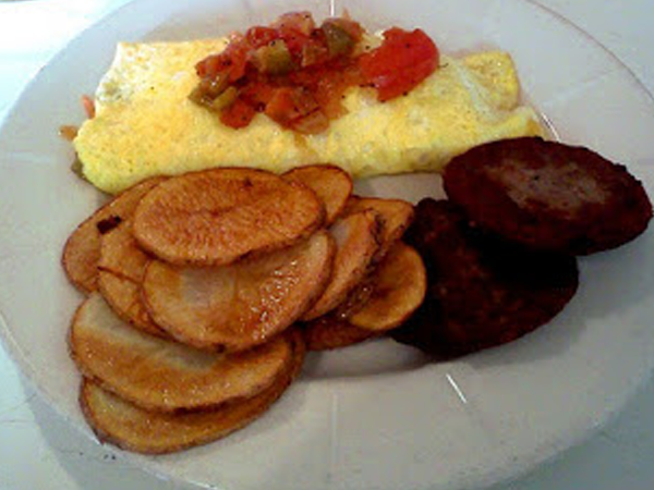 Dinos Grill Western Omelet